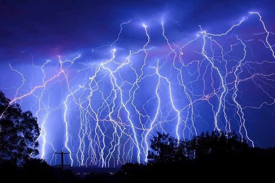 Lightning Strikes and Network Surges; a case for business-grade hardware