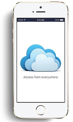 Cloud-Access-iphone