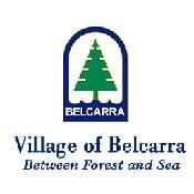the village of belcarra logo design 1